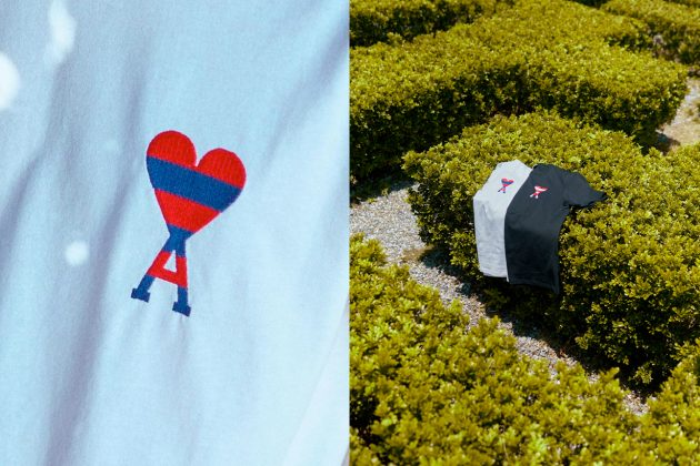 ami artifacts taiwan limited t-shirt 2020 summer heart