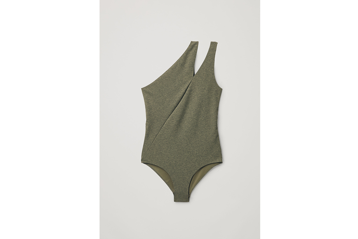ASYMMETRIC SWIMSUIT