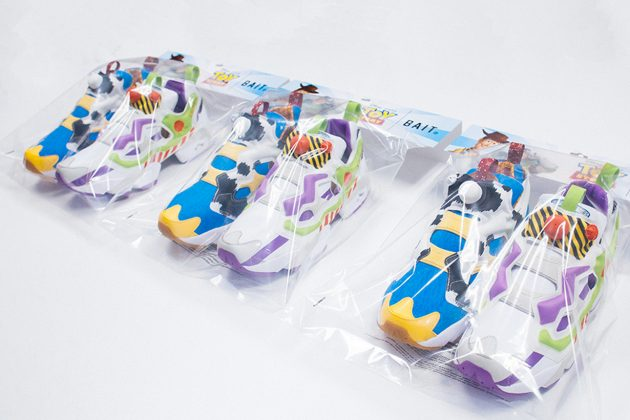 toy story reebok instapump bait sneakers where buy how