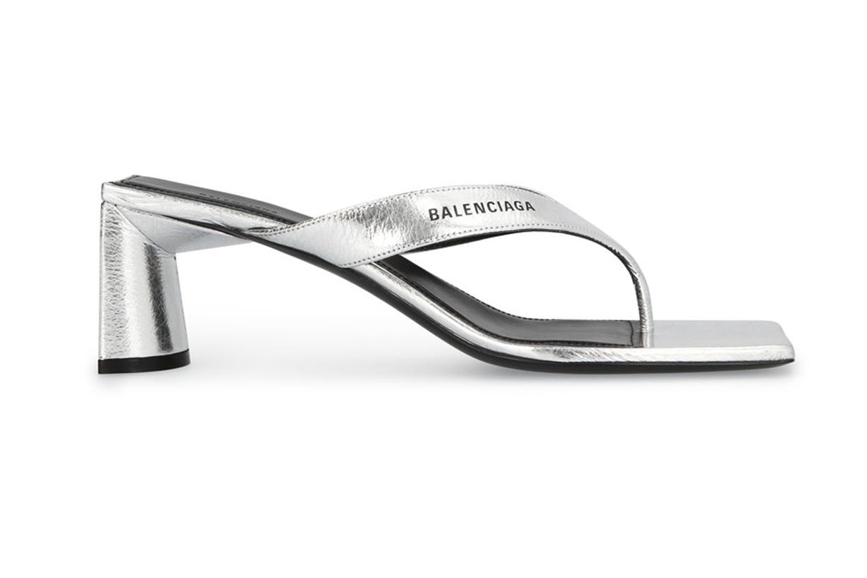 BALENCIAGA Double Square sandals