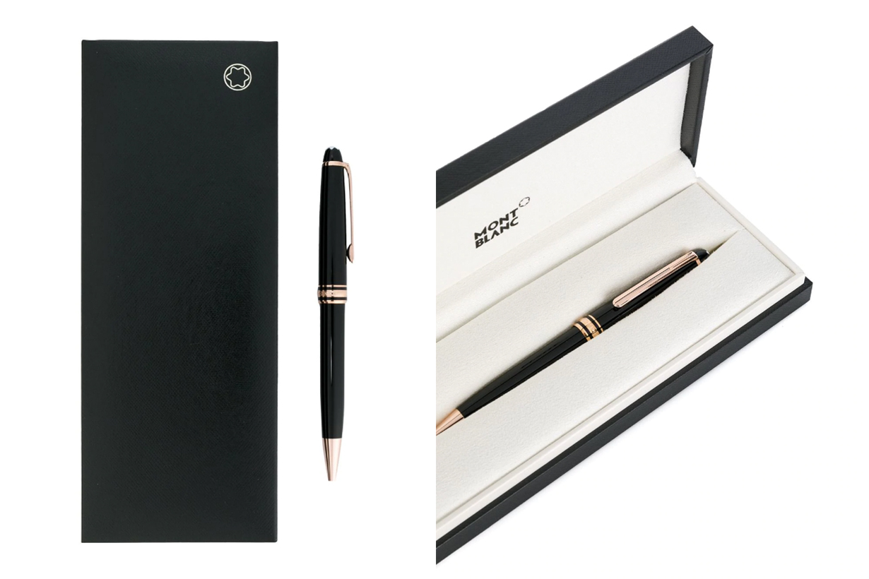POPBEE Editors pick Gift Recommendation Wish List COMME DES GARÇONS WALLET Montblanc Meisterstück ballpoint pen FOREO LUNA™ 2 For Men