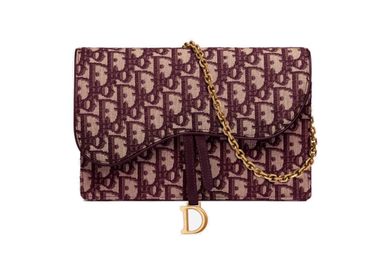 Saddle Bag Wallet On Chain