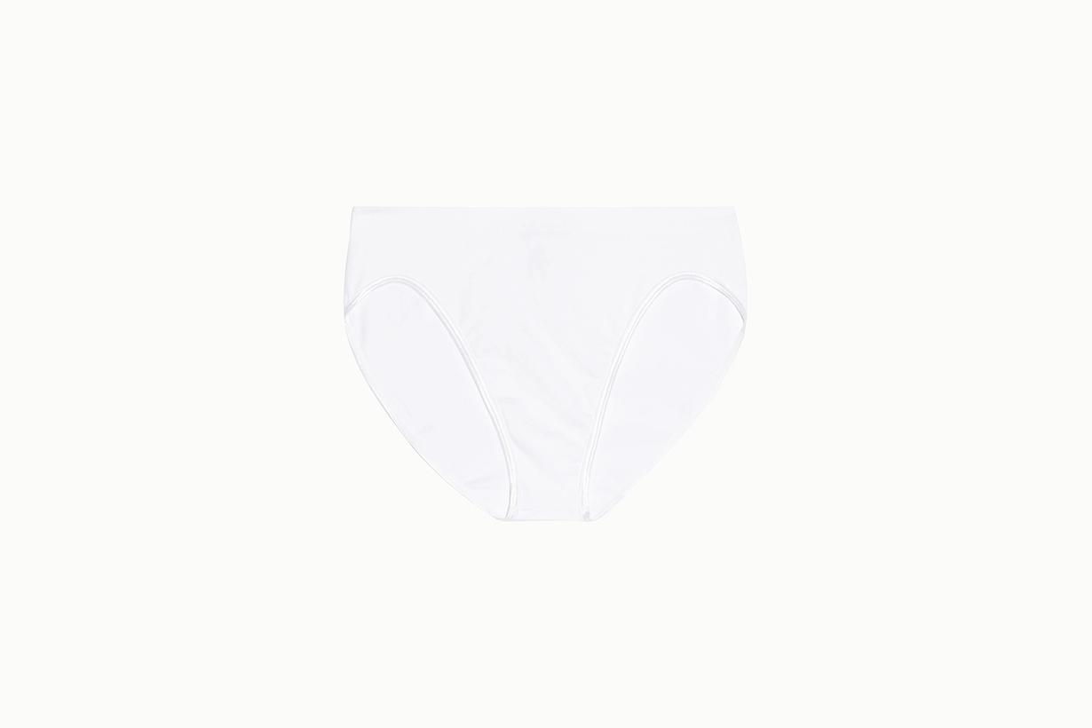white high waist Briefs Underwear lifestyle instagram fashion blogger