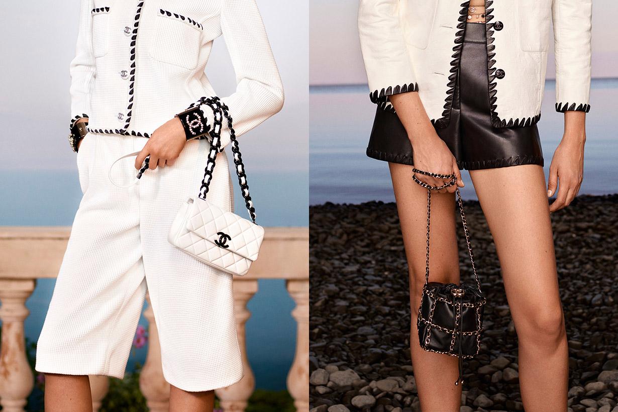 Chanel 2021 resort handbags collection