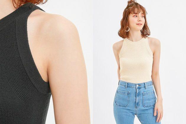 Gu tank top affordable japan must have summer women