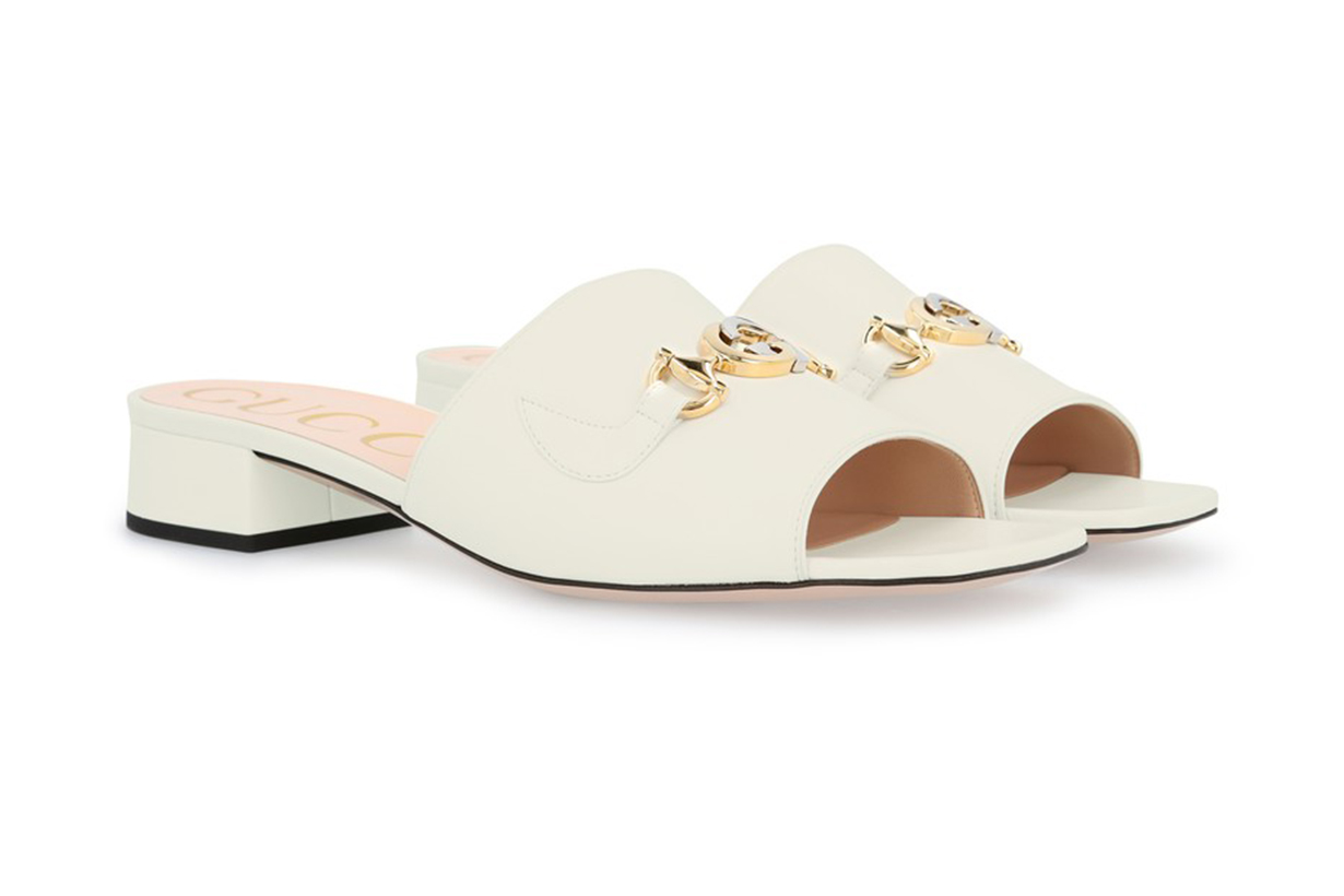 Gucci Flat Zumi sandals