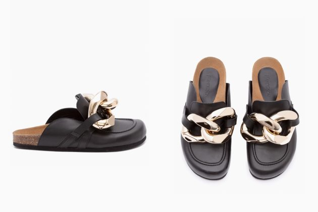 JW anderson chain loafer aw 2020 where buy how much