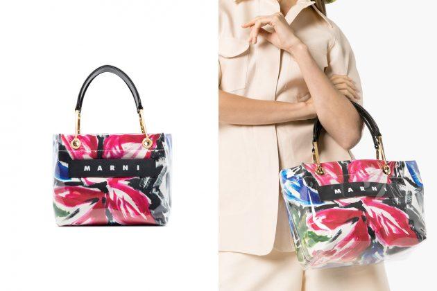 marni 2020 summer tote shopping handbag