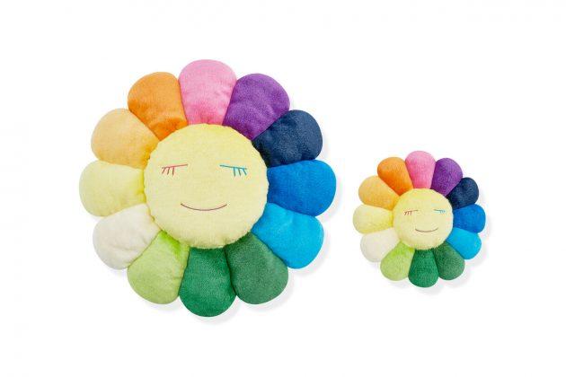 moma design takashi murakami flower plush restock where buy