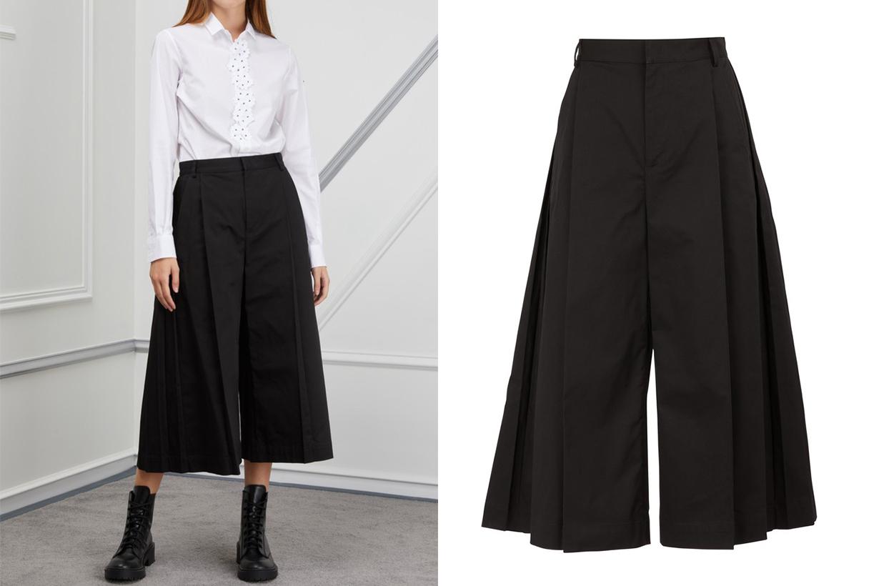 MONCLER GENIUS 6 Moncler Noir Kei Ninomiya pants