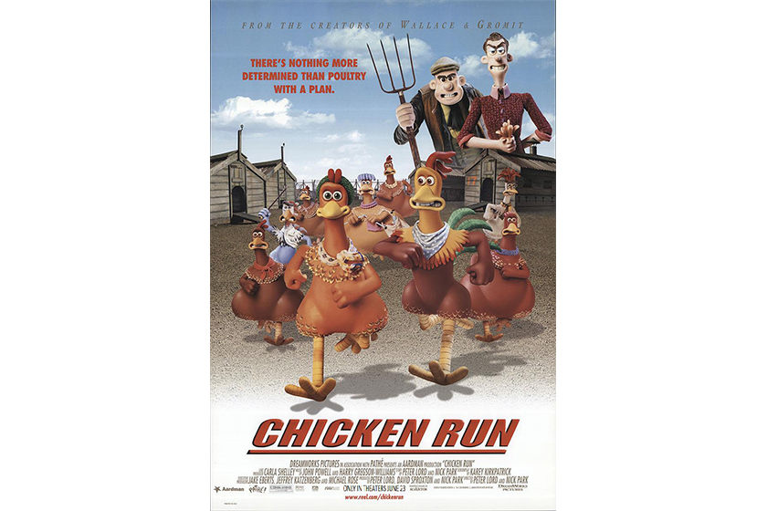 netflix chicken run sequel
