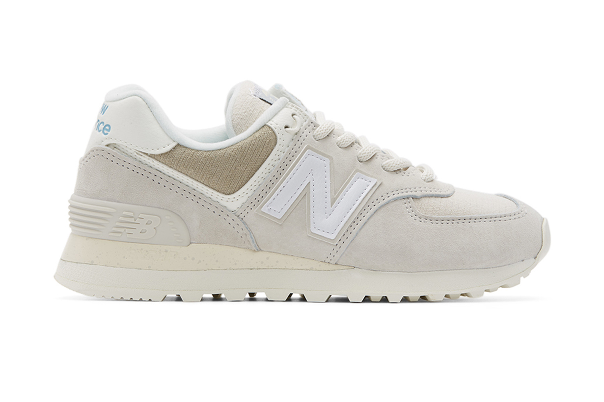New Balance Beige 574 Sneakers