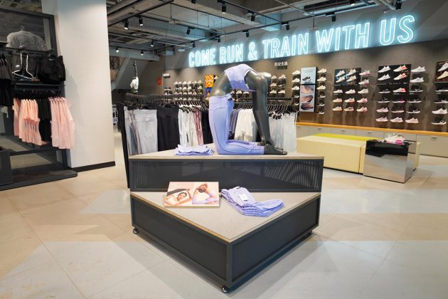 nike taiwan new momentum opening shopping