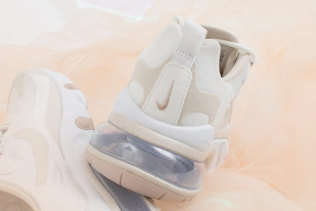 nike air max 270 react milk tea 2020 fruition
