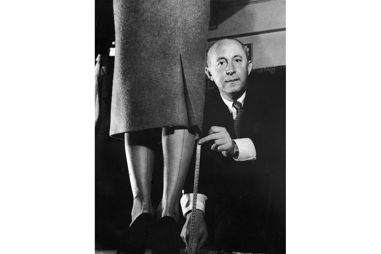 Christian Dior Founder Fashion Brand Mr. Dior Lucky Star Marcel Boussac