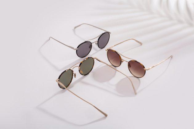rimowa GLCO collabration cabin suircase sunglasses package
