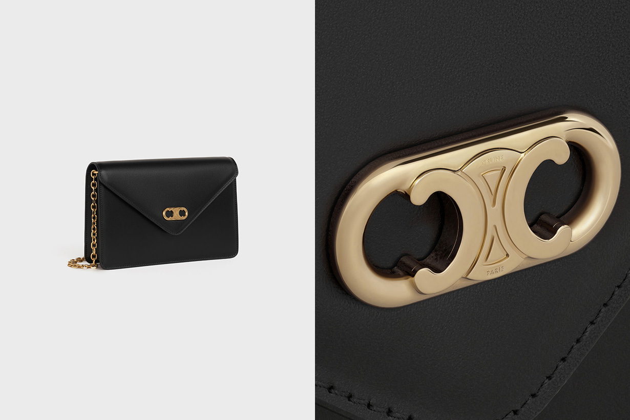 Celine Maillon Triomphe wallets collection