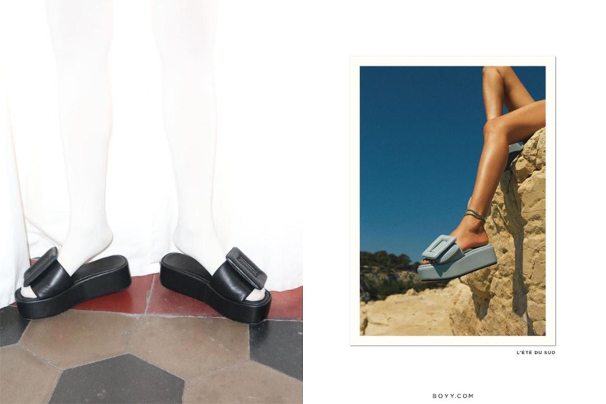 BOYY Sandals