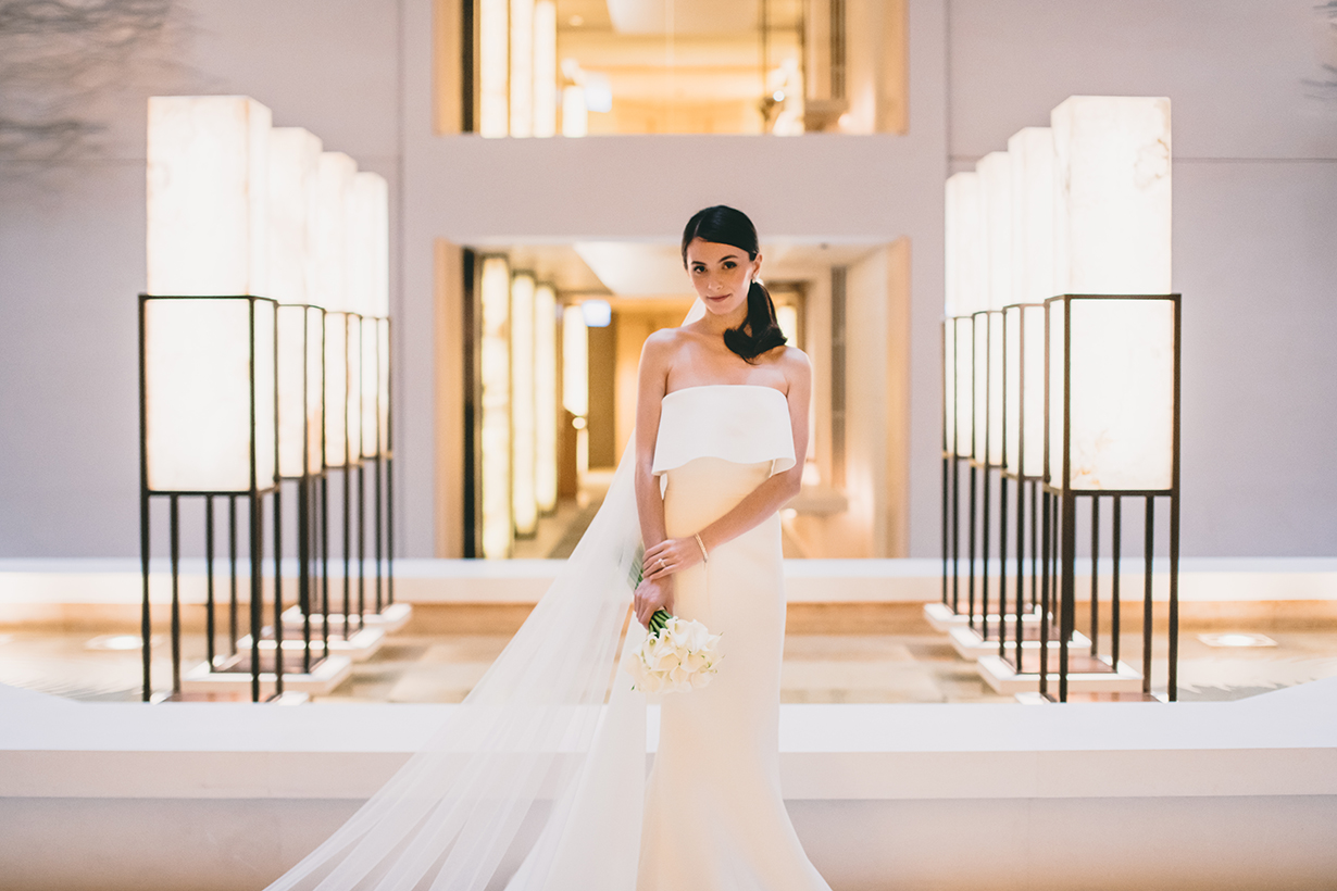 Upper House Your Wedding Journey