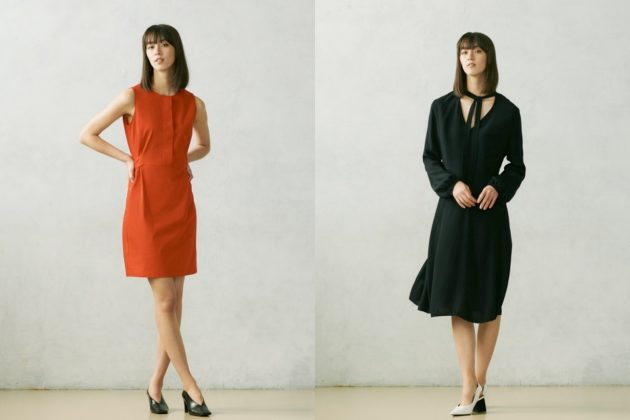 uniqlo theory first women one piece dress when price 2020