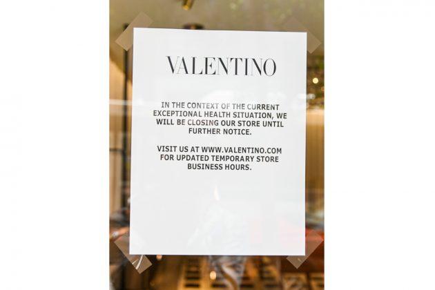 valentino 5th avenue new york sues landlord 2020 covid-19
