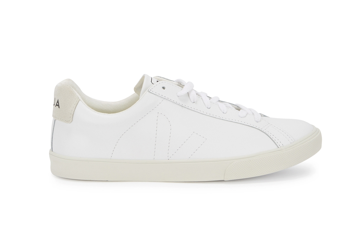 VEJA Esplar white leather sneakers