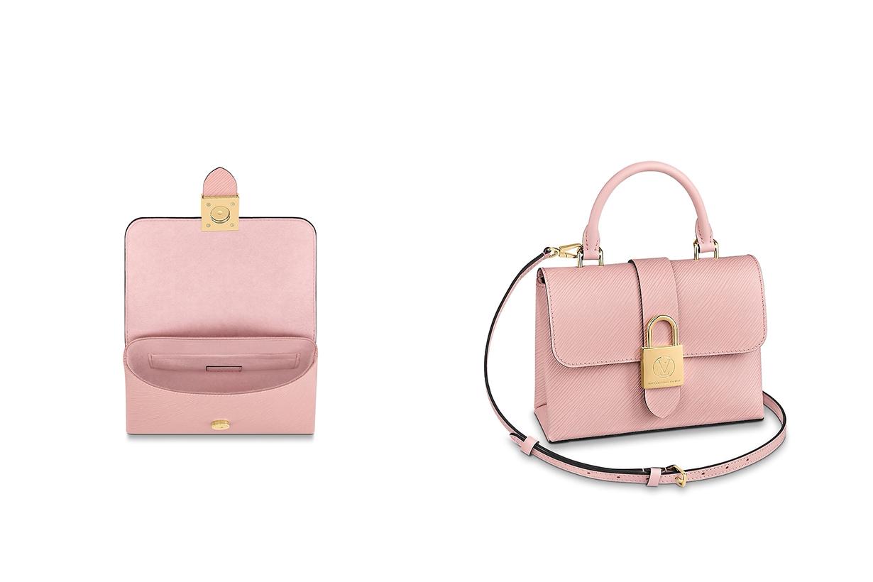 Louis Vuitton NéoNoé canvas Pink handbags