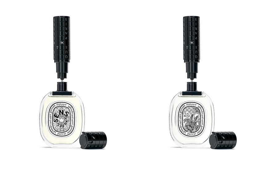 diptyque Mini Perfume Case Travel