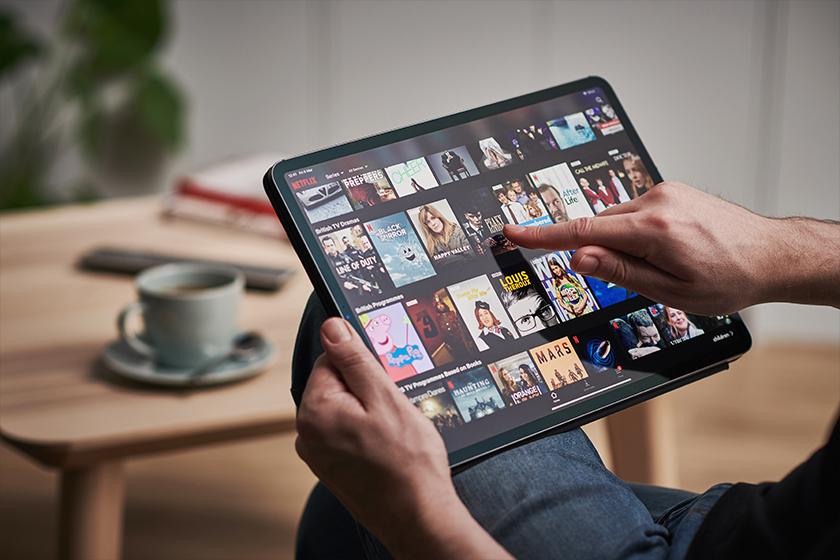 Netflix Delete Keep watching List new function