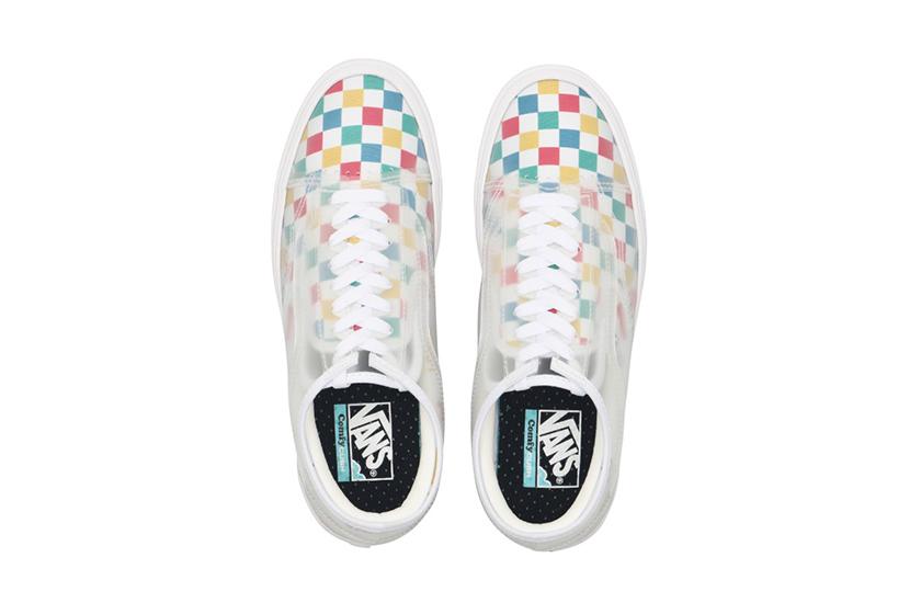 Vans Comfycush Slip-Skoo 2020 summer color release