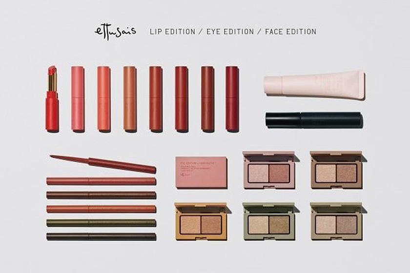 ettusais 2020 new Makeup Collection Eyeliner Concealer Lipstick Eyeshadow