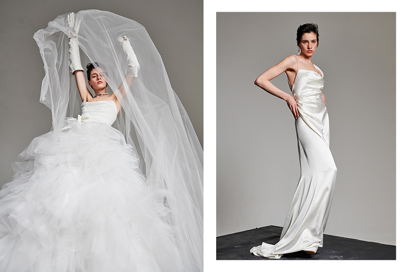 Vivienne Westwood Online Custom wedding dress