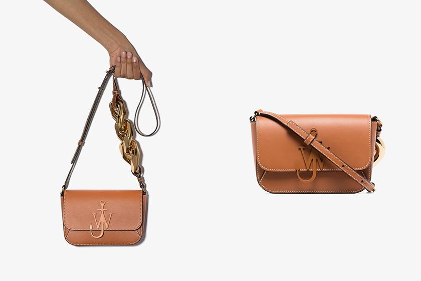 JW Anderson 2020 ss Handbag Trend Browns