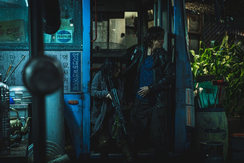Peninsula Train to Busan 2 Sequel Movie
