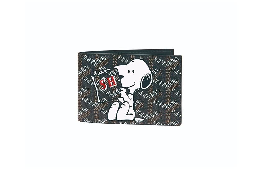 Goyard Snoopy Collaboration handbags tote bags