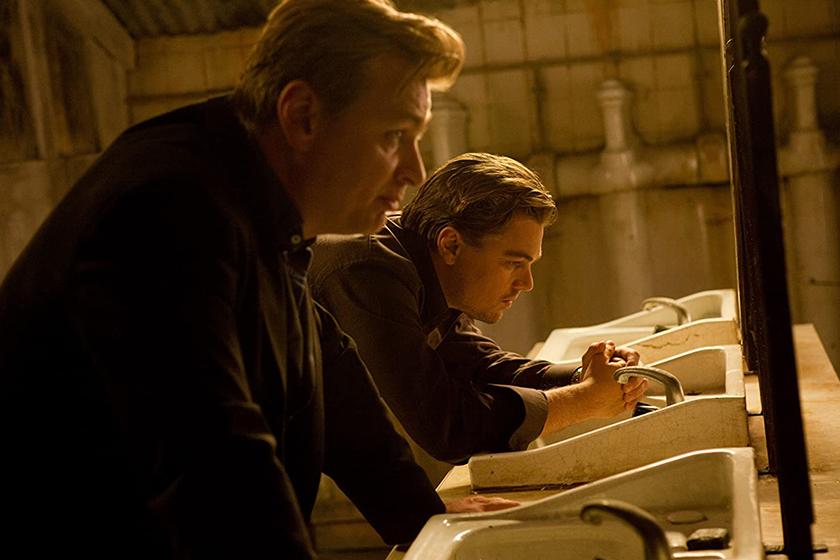Christopher Nolan Movie Inception re-release
