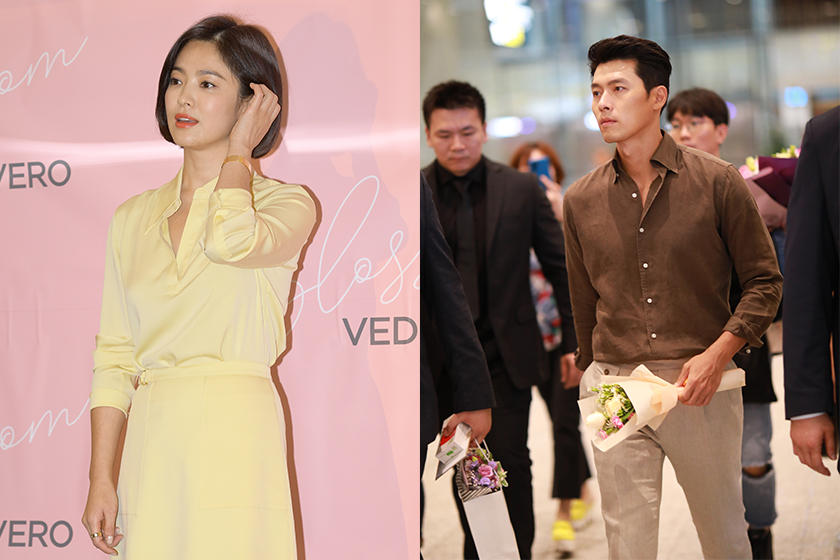 Hyun Bin Song Hye kyo Get Back Together Rumors