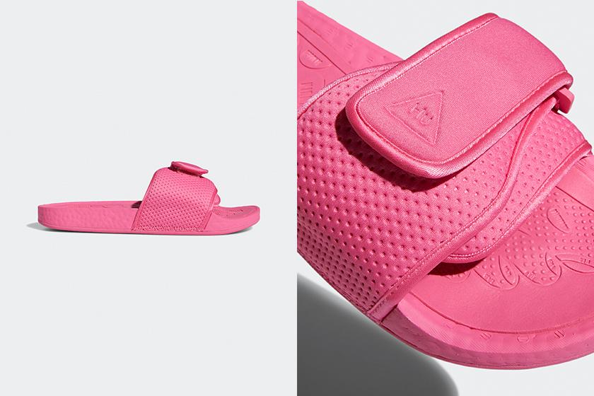 adidas-originals-Pharrell Williams Boost Slippers