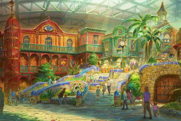 hayao miyazaki studio ghibli playground japan 2022 Autumn