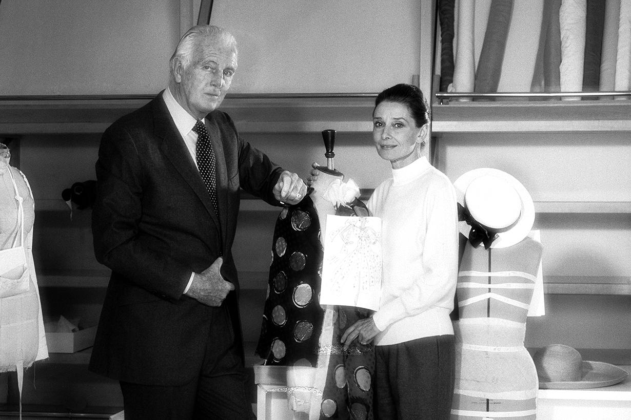 Audrey Hepburn Hubert de Givenchy Roman Holiday Breakfast at Tiffany's  Charade L'Interdit Perfume