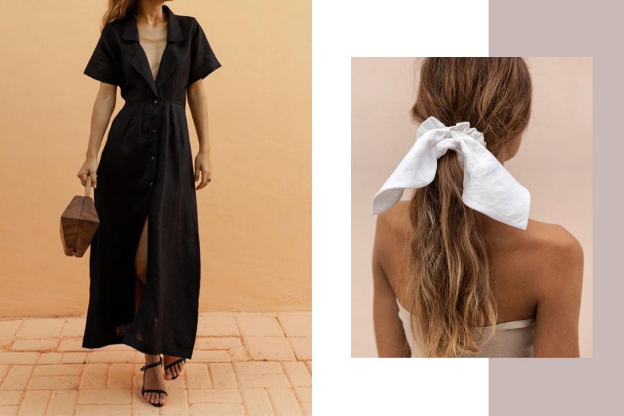 Summer Dress, hair accessories schuncie