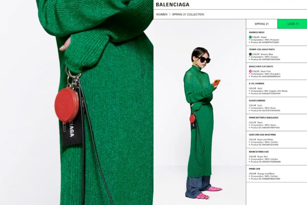 balenciaga 2021 resort collection it items bag shoes design
