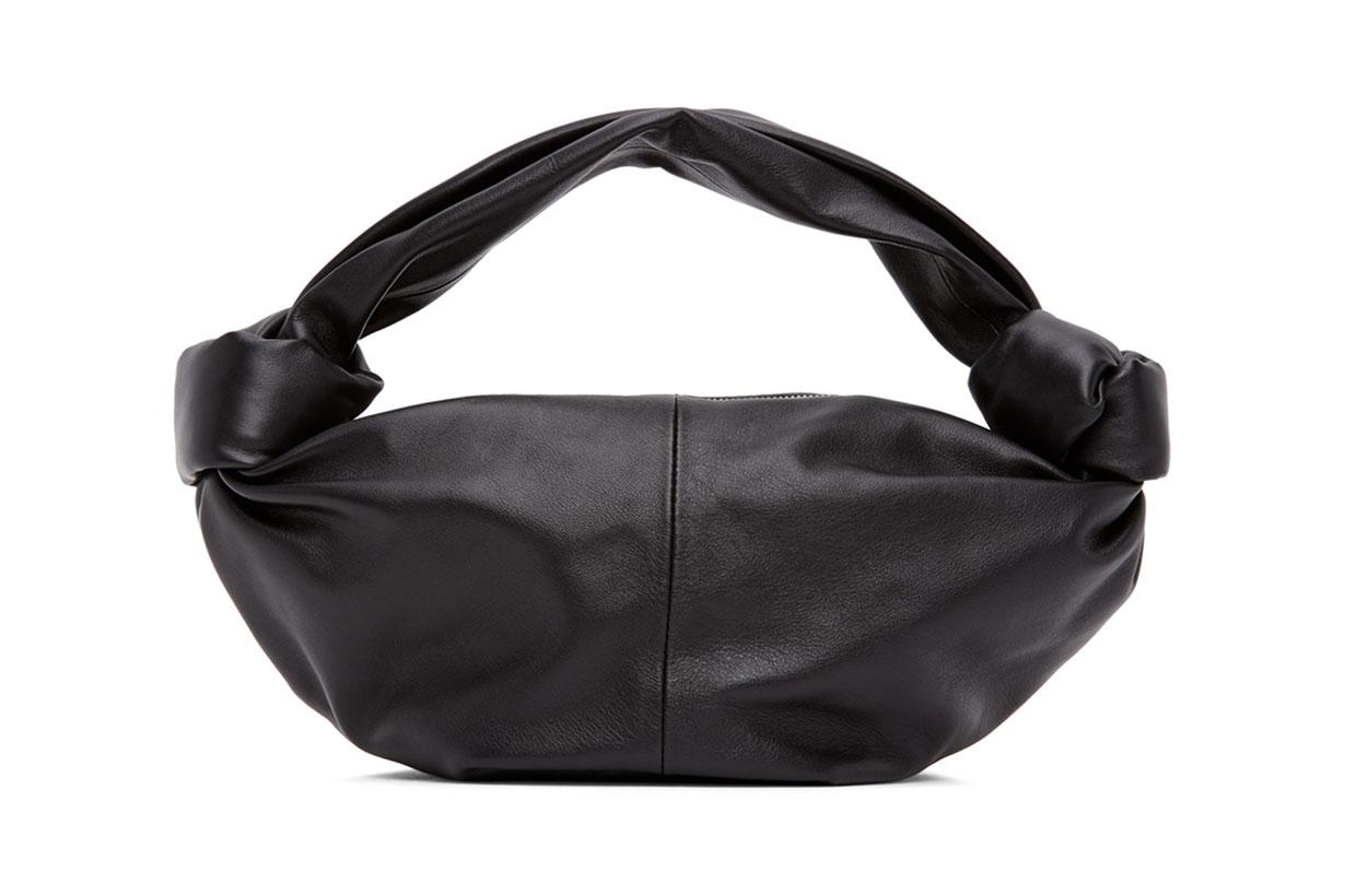 Bottega Veneta Black Mini Bag