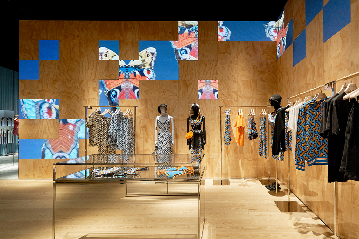 """Burberry first """"Social Retail"""" concept store opening in Shenzhen"""