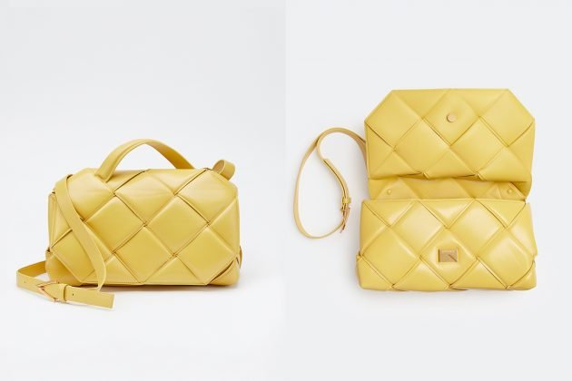 bottega veneta top handle bag 2020 new it bag