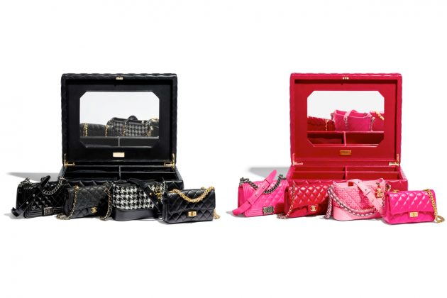 chanel mini handbags set reveal price 2020 pre-fall