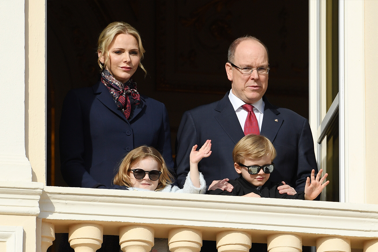 Charlene Wittstock Princess of Monaco Grace Kelly Prince Albert II Royal Family Zimbabwean-South African former Olympic swimmer