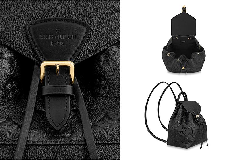 Louis Vuitton Reinterprets Its Iconic Montsouris Backpack bags