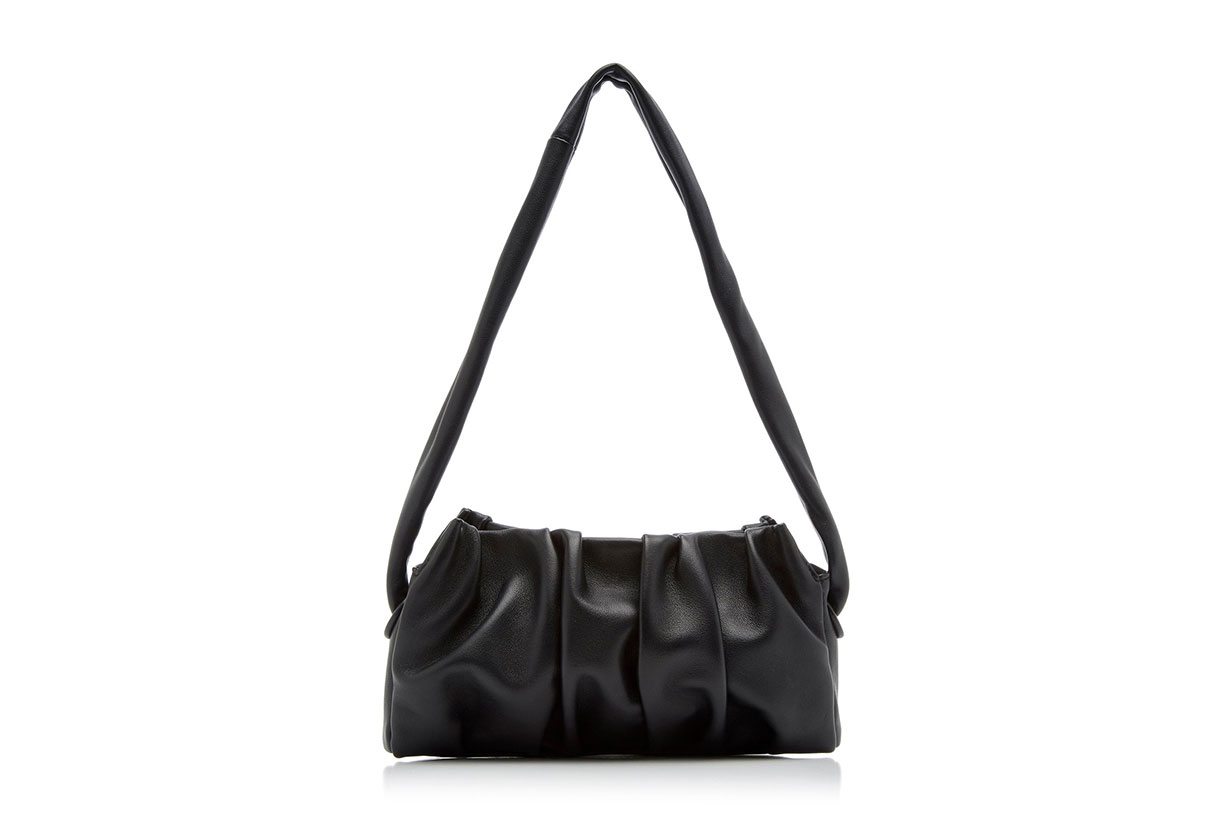 Elleme Vague Leather Shoulder Bag