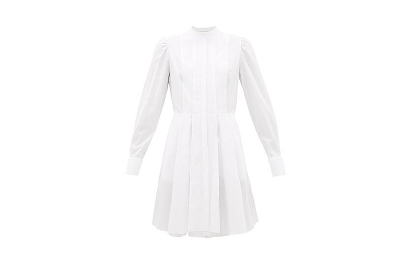 fashion inspiration 5 white babydoll dresses on trend spring 2020